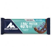 Proteininis Batonėlis 40% Protein Bar Blueberry Vanilla ,35g