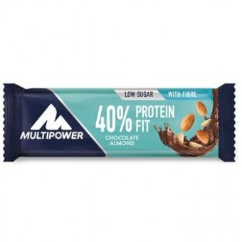 Proteininis Batonėlis 40% Protein Bar Chocolat Almond,35g