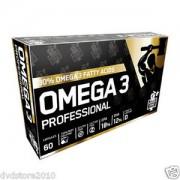 Omega 3 Professional, 60 kapsulių