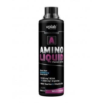 VPLAB Amino Liquid 500 ml Wild berry